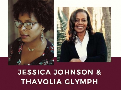 "Jessica Johnson & Thavolia Glymph - ""Sex, Gender and Slavery"""